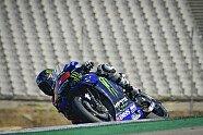 MotoGP: Die besten Bilder vom Portimao-Test - MotoGP 2020, Testfahrten, Bild: Yamaha