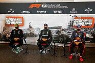 Samstag - Formel 1 2020, Eifel GP, Nürburg, Bild: LAT Images