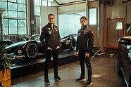 Mercedes präsentiert Fahrer und Auto für 2021 - Formel E 2020, Präsentationen, Bild: Daimler AG