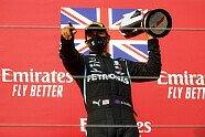 Podium - Formel 1 2020, Emilia Romagna GP, Imola, Bild: LAT Images