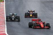 Rennen - Formel 1 2020, Türkei GP, Istanbul, Bild: LAT Images