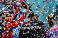 Atmosphäre & Podium - Formel 1 2020, Türkei GP, Istanbul, Bild: LAT Images