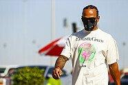Sir Lewis Hamilton und seine Outfits - Formel 1 2020, Verschiedenes, Bild: LAT Images