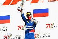 Rennen 21 & 22 - Formel 2 2020, Bahrain I, Sakhir, Bild: LAT Images