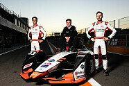 Testfahrten Valencia - Formel E 2020, Testfahrten, Bild: Audi Communications Motorsport