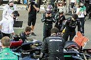 Atmosphäre & Podium - Formel 1 2020, Abu Dhabi GP, Abu Dhabi, Bild: LAT Images