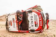 Unfall Henk Lategan - Dakar 2021, Bild: ASO/Dakar