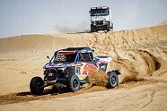 Rallye Dakar 2021 - 7. Etappe - Dakar 2021, Bild: Red Bull