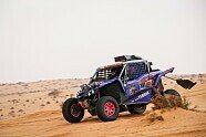 Rallye Dakar 2021 - 8. Etappe - Dakar Rallye 2021, Bild: X-raid