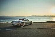 Porsche Jubiläumsmodell Boxster 25 Jahre - Auto 2021, Verschiedenes, Bild: Porsche