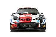 WRC 2021: Die neue Lackierung des Toyota Yaris WRC - WRC 2021, Präsentationen, Bild: Toyota