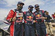 Rallye Dakar 2021 - 12. Etappe & Podium - Dakar Rallye 2021, Bild: Red Bull
