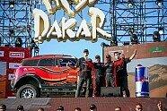 Rallye Dakar 2021 - 12. Etappe & Podium - Dakar Rallye 2021, Bild: X-raid