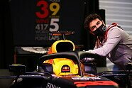 Formel 1 2021: Sergio Perez zum ersten Mal bei Red Bull - Formel 1 2021, Verschiedenes, Bild: Red Bull Content Pool