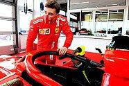 Montag (Alesi, Armstrong, Shwartzman) - Formel 1 2021, Testfahrten, Fiorano-Test Ferrari, Fiorano, Bild: Ferrari
