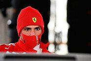 Mittwoch (Sainz) - Formel 1 2021, Testfahrten, Fiorano-Test Ferrari, Fiorano, Bild: Ferrari