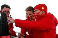 Donnerstag (Schumacher) - Formel 1 2021, Testfahrten, Fiorano-Test Ferrari, Fiorano, Bild: Ferrari
