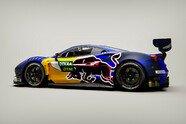 Red Bull präsentiert spektakuläre Ferrari 488 GT3 - DTM 2021, Präsentationen, Bild: Red Bull Content Pool