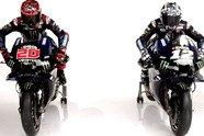 MotoGP: So sieht die neue Yamaha M1 für 2021 aus - MotoGP 2021, Präsentationen, Bild: Yamaha/Screnshot
