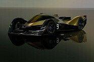 Lotus E-R9: Konzeptstudie zur Zukunft des Motorsports - 24 h Le Mans 2021, Präsentationen, Bild: Lotus