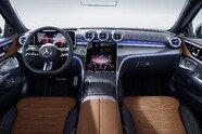 Mercedes C-Klasse (2021): Eine geschrumpfte S-Klasse - Auto 2021, Verschiedenes, Bild: Mercedes-Benz AG