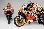 MotoGP: Das ist die Honda von Marc Marquez und Pol Espargaro - MotoGP 2021, Präsentationen, Bild: Repsol Honda