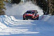 Fotos Arctic-Rallye Finnland 2021 - WRC 2021, Arctic-Rallye Finnland, Rovaniemi, Bild: Hyundai