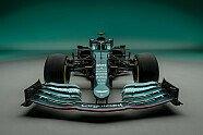 Formel 1 2021: Präsentation Aston Martin AMR21 - Formel 1 2021, Präsentationen, Bild: Aston Martin