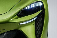McLaren Artura: Die besten Bilder des Hybrid-Supersportwagens - Auto 2021, Verschiedenes, Bild: McLaren