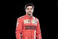 Formel 1 2021: Präsentation Ferrari SF21 - Formel 1 2021, Präsentationen, Bild: Ferrari