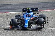 Testfahrten - Technik - Formel 1 2021, Testfahrten, Wintertest Bahrain, Sakhir, Bild: LAT Images