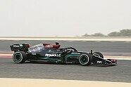 Testfahrten - Freitag - Formel 1 2021, Testfahrten, Wintertest Bahrain, Sakhir, Bild: LAT Images