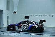 BMW M4 GT3: Neues Rennauto aus München von allen Seiten - DTM 2021, Testfahrten, Bild: BMW Motorsport