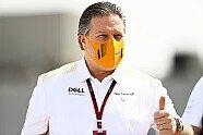 Vorbereitungen - Formel 1 2021, Bahrain GP, Sakhir, Bild: LAT Images