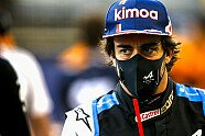 Atmosphäre & Podium - Formel 1 2021, Bahrain GP, Sakhir, Bild: LAT Images