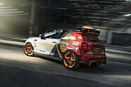 Formel E 2021: Elektro-Mini wird neues Safety Car - Formel E 2021, Präsentationen, Bild: BMW