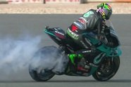 Moto GP - Katar II: Die besten Bilder vom Freitag - MotoGP 2021, Doha GP, Losail, Bild: Screenshot/MotoGP