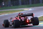 Rennen - Formel 1 2021, Emilia Romagna GP, Imola, Bild: LAT Images