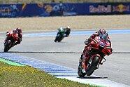 MotoGP - Jerez 2021: Alle Bilder vom Rennsonntag in Spanien - MotoGP 2021, Spanien GP, Jerez de la Frontera, Bild: LAT Images