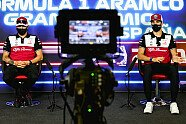 Vorbereitungen - Formel 1 2021, Spanien GP, Barcelona, Bild: LAT Images