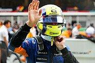 Atmosphäre & Podium - Formel 1 2021, Spanien GP, Barcelona, Bild: LAT Images