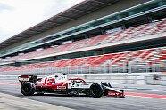 Formel 1 2021: 18-Zoll-Reifentest mit Kubica & Alfa Romeo - Formel 1 2021, Testfahrten, Bild: Alfa Romeo Racing