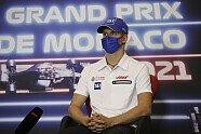 Vorbereitungen - Formel 1 2021, Monaco GP, Monaco, Bild: LAT Images