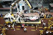 Unfall Mick Schumacher - Formel 1 2021, Monaco GP, Monaco, Bild: LAT Images