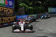 Rennen - Formel 1 2021, Monaco GP, Monaco, Bild: LAT Images