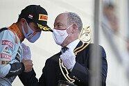 Atmosphäre & Podium - Formel 1 2021, Monaco GP, Monaco, Bild: LAT Images