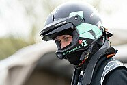Prinz William testet Extreme-E-Rennauto in Großbritannien - Formel E 2021, Testfahrten, Bild: Extreme E