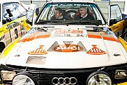 Dakar: Audi präsentiert Ekström, Peterhansel und Sainz für 2022 - Dakar Rallye 2021, Präsentationen, Bild: Audi Communications Motorsport/Michael Kunkel