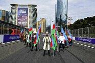 Atmosphäre & Podium - Formel 1 2021, Aserbaidschan GP, Baku, Bild: LAT Images