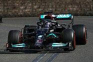 Rennen - Formel 1 2021, Aserbaidschan GP, Baku, Bild: LAT Images